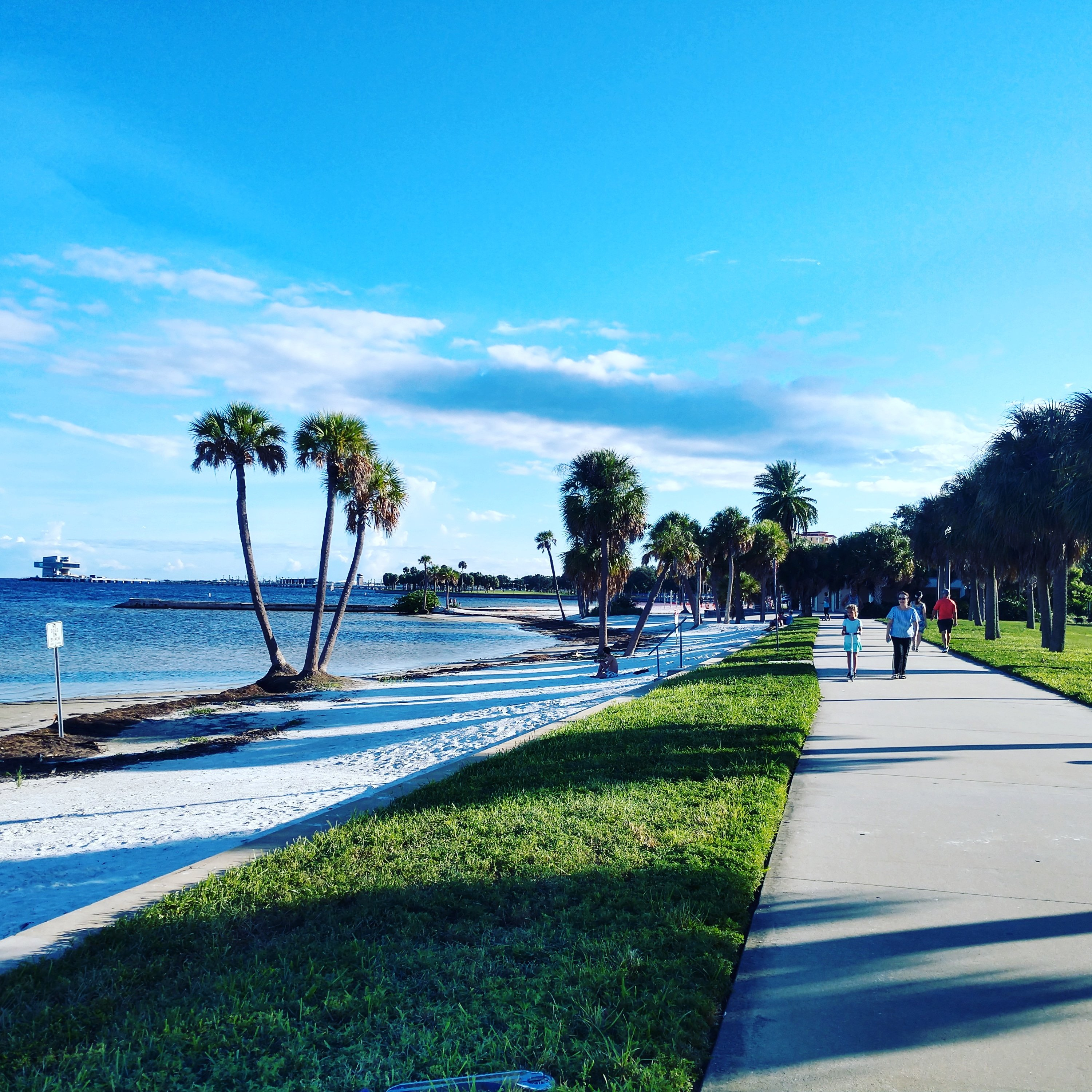 free things to do in St. pete - water front