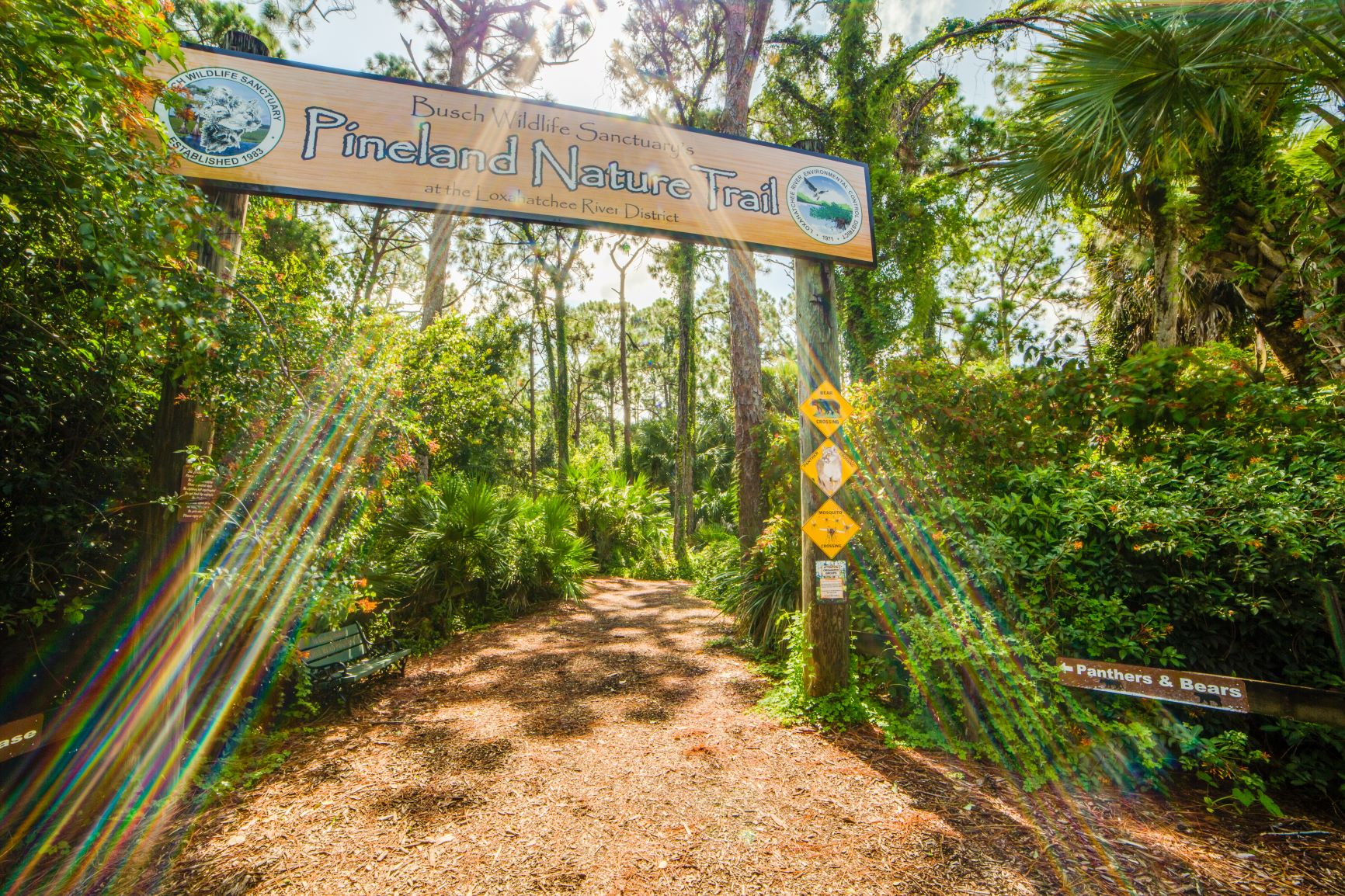 jupiter free things to do - Busch Wildlife Sanctuary