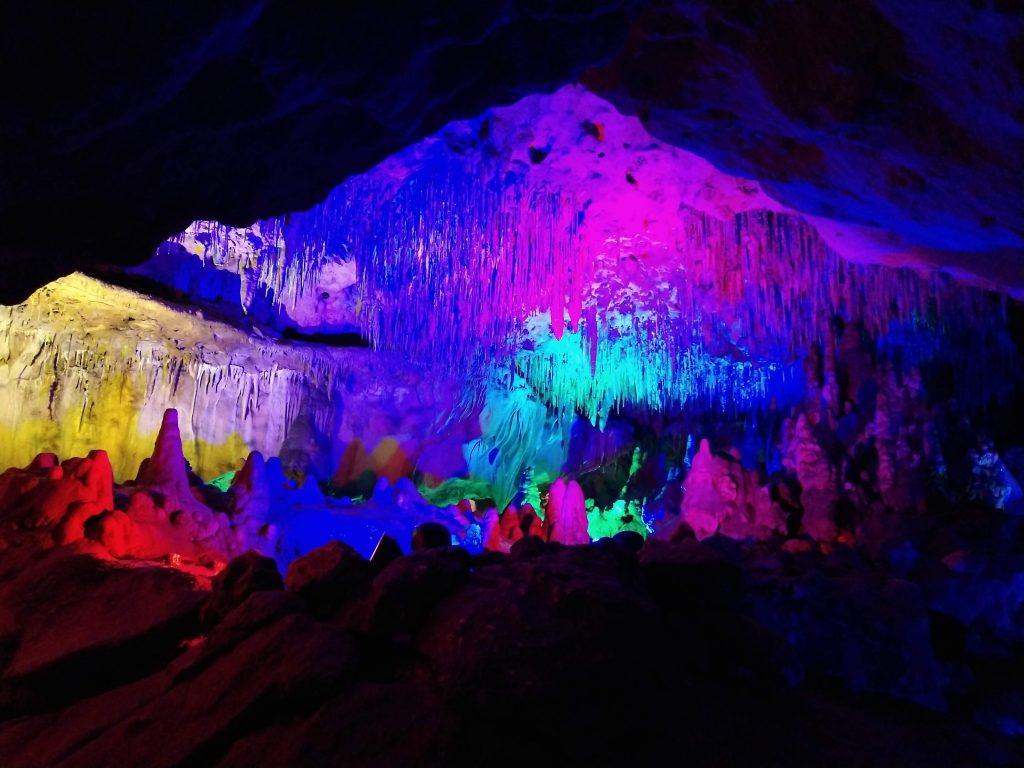 florida caverns trip